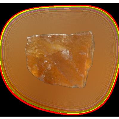 calciet honing - uitleg edelsteen