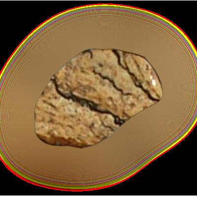 jaspis landschap - uitleg edelsteen