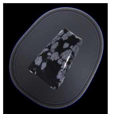 Obsidiaan Sneeuw
